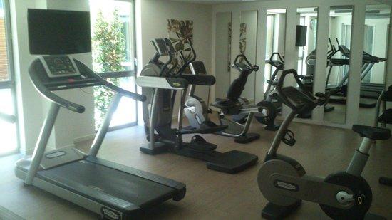 Courtyard Marriott Montpellier: Gym