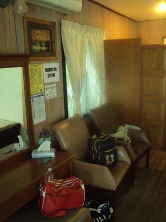 Rawa Island Resort: Zimmer