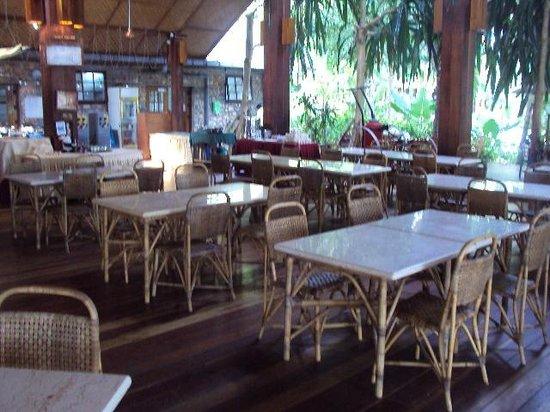 Rawa Island Resort: Speisesaal