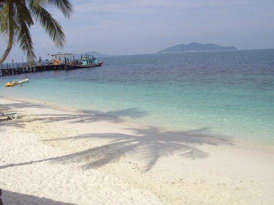 Rawa Island Resort: Strand von Rawa