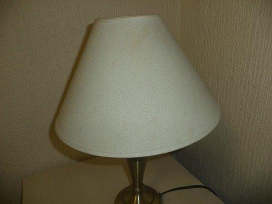 Royal Seabank Hotel: lampshade room 304