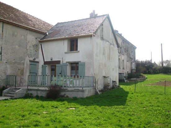 Chambre d 39 hotes de la ferme d 39 issonges b b marigny en for Chambre d hote ferme