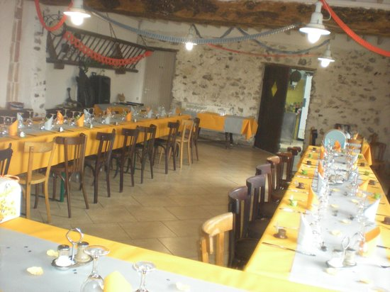 Chambre d 39 hotes de la ferme d 39 issonges b b marigny en for Chambre hote ferme