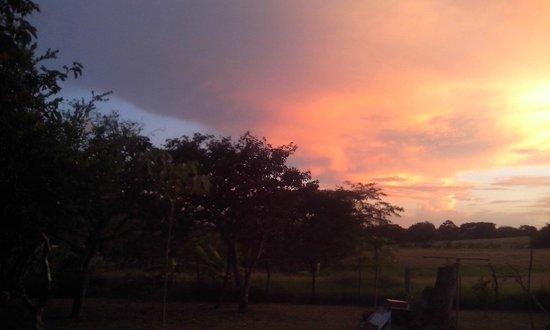 Casa Friuli Hostal Panama : tramonto