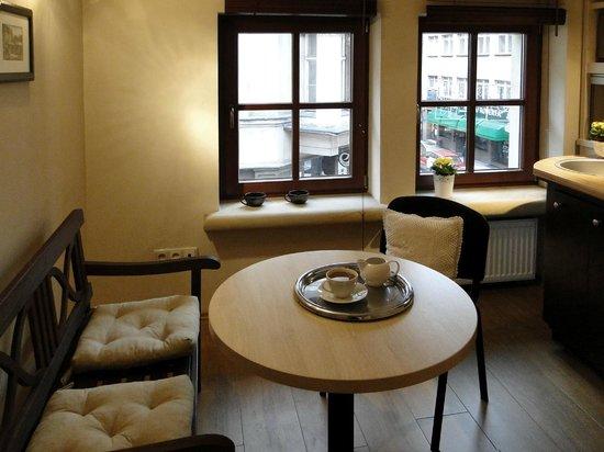 Arte Locum: Apartament nr 4