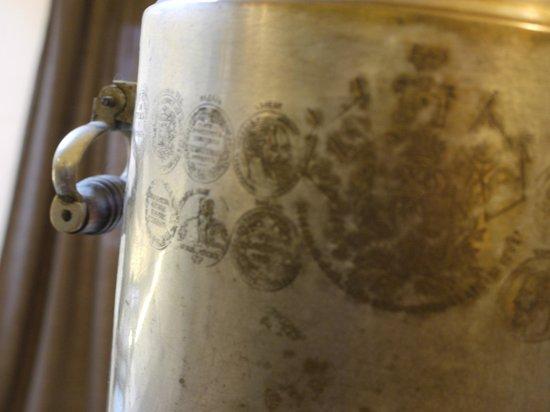 Relais Cattedrale: dettaglio Samovar, Suite Zingiber