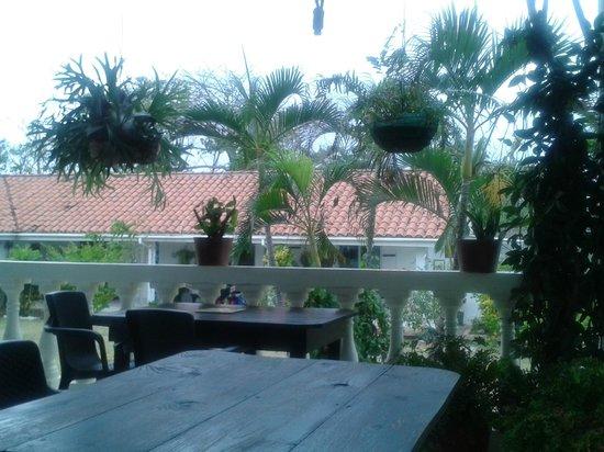 Hosteria Mar y Sol: Hotel