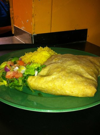 Curry's: West Indian Roti