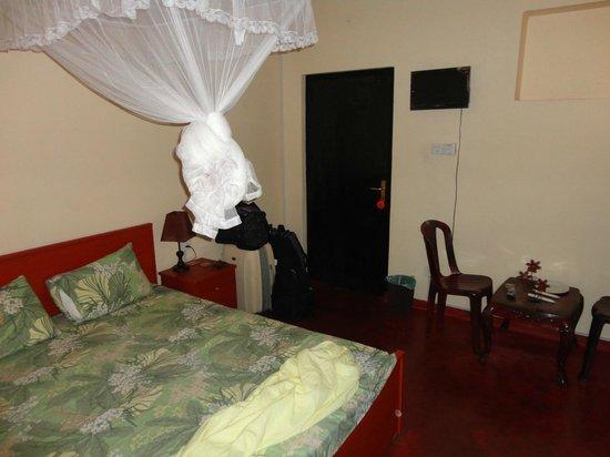 Avon Hikkaduwa Guest House : La camera