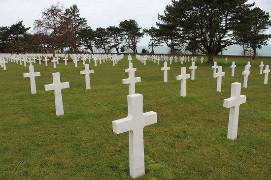 Victory Tours: American cemetery