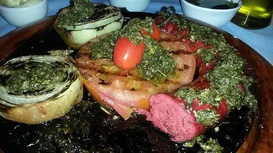 Libertango´s Restaurant: Chorizo
