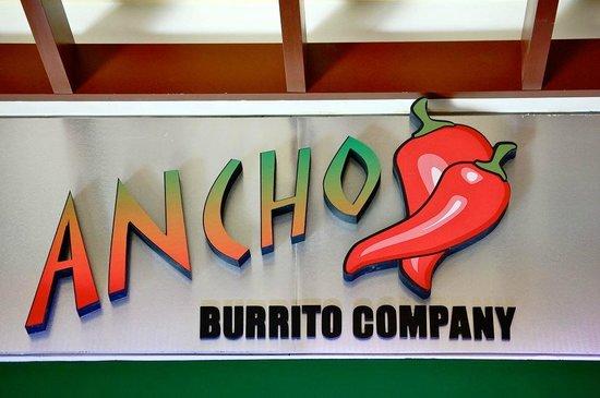 Ancho Burrito Company: Logo