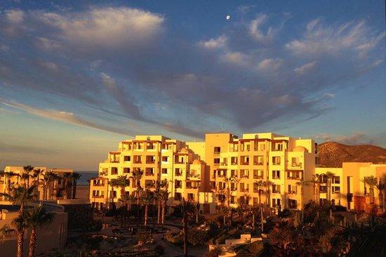 Pueblo Bonito Pacifica Golf & Spa Resort : Pacifica at sunrise