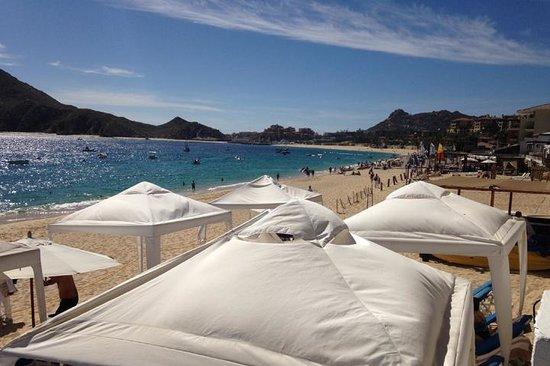 Pueblo Bonito Pacifica Golf & Spa Resort : Beach at Pueble Bonito Blanco