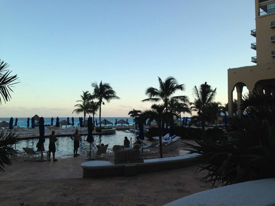 The Ritz-Carlton, Cancun : View from the room