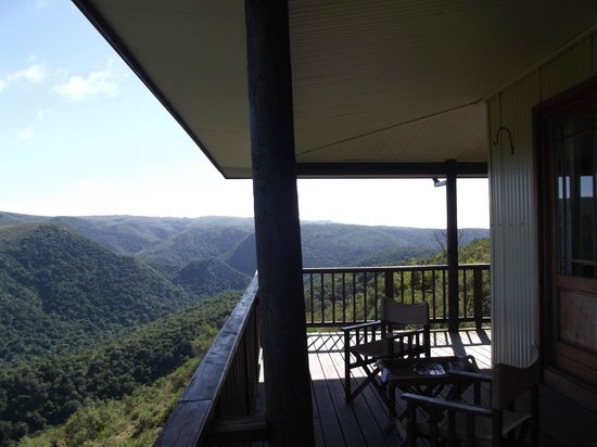 Camp Figtree: Balcony