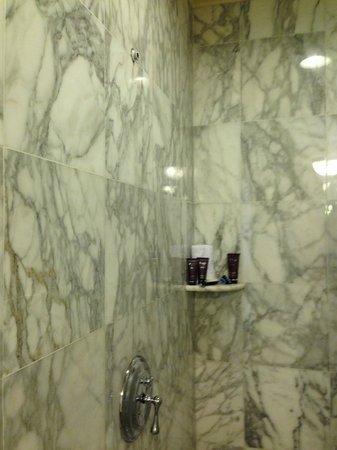 The Ritz-Carlton, Cancun: Missing shower head