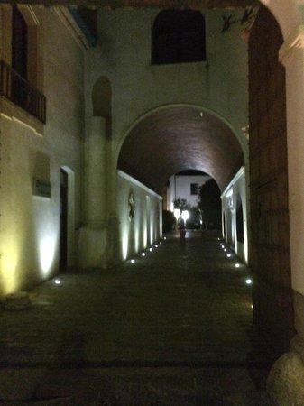 Hospes Palacio del Bailio : Entrada