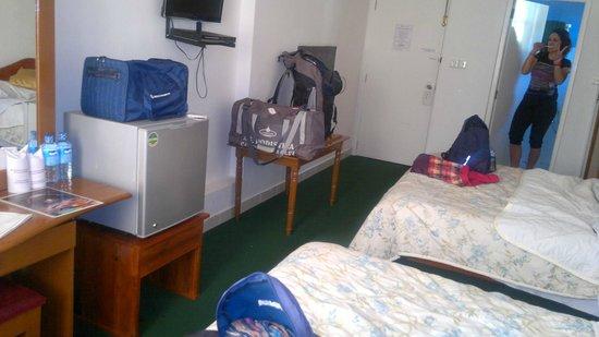 The Rock Hotel : La nostra stanza