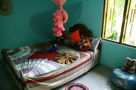 chambre - Bild von Flower inn, Sigiriya - TripAdvisor