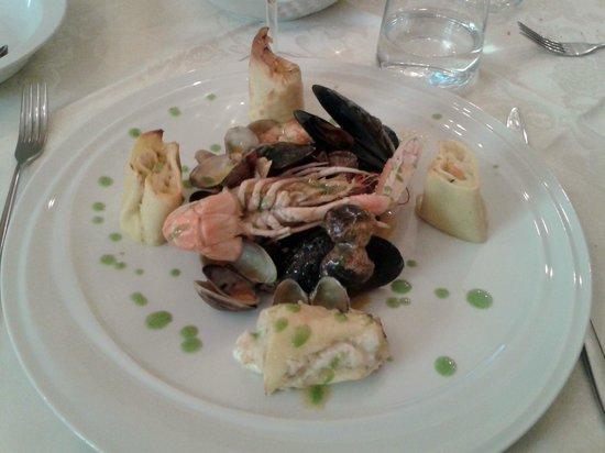 Osteria San Paolo : lasagnole