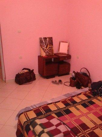 Atlantic Hostel : Room