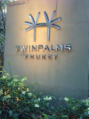 Twinpalms Phuket: Speaks for itself