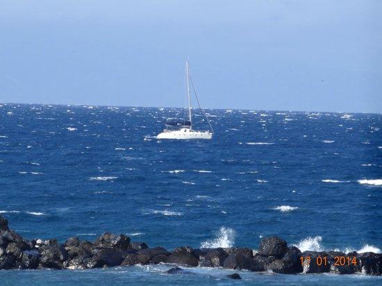 Sol Tenerife: Океан