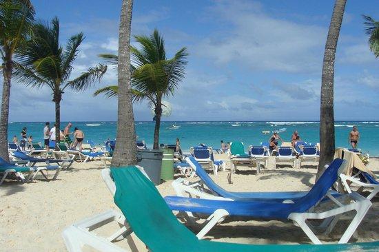ClubHotel Riu Bambu: View of the beach