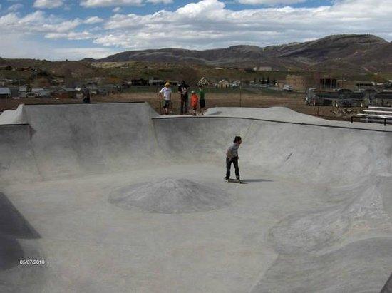 Bear River Park: Skate Park 4
