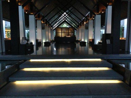 Twinpalms Phuket: Lobby Entrance