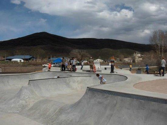 Bear River Park: Skate Park 2