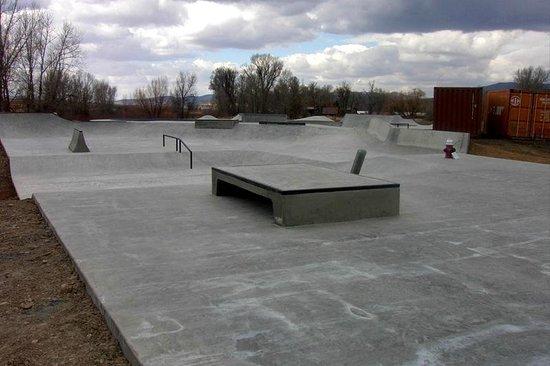 Bear River Park: Skate Park 3