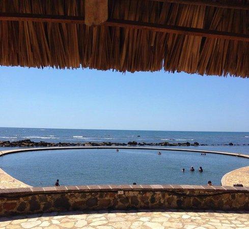 Royal Decameron Salinitas: Salt water pool