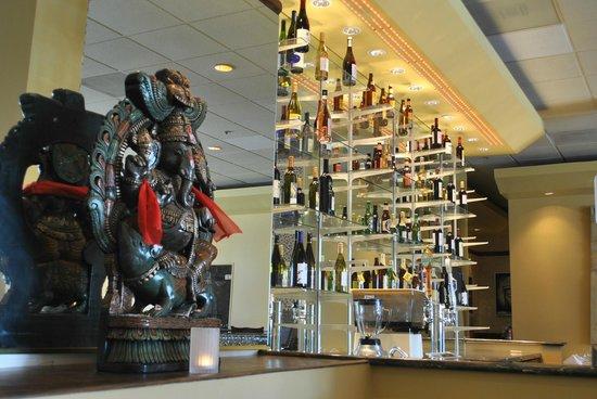 Aasna Melange of India: Aasna's bar from Ganesha's angel