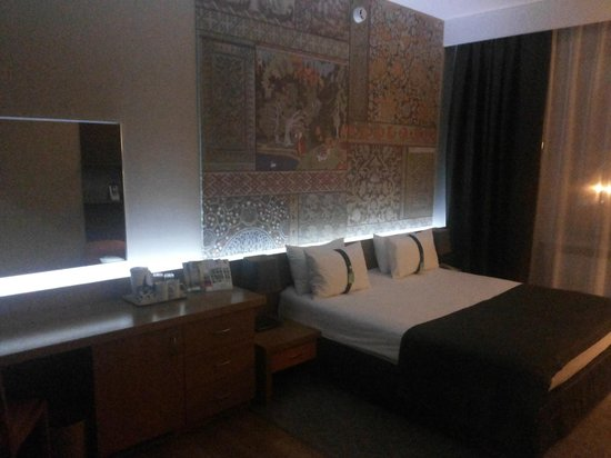 Holiday Inn Moscow-Tagansky: Room