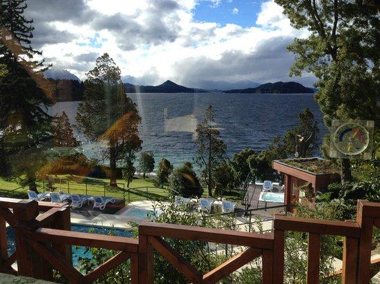 Charming Luxury Lodge & Private Spa : Vista