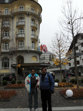 Europaeischer Hof Hotel Europe : a nice place to stay