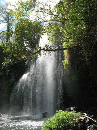 Tranquilo Village: waterfall