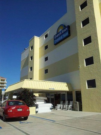 Days Inn Daytona Oceanfront: Days Inn Tropical Seas
