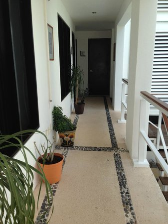 Hotel Casa Ticul: Ground floor