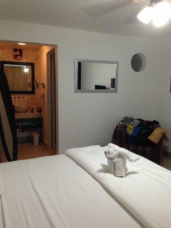 Hotel Casa Ticul: Room
