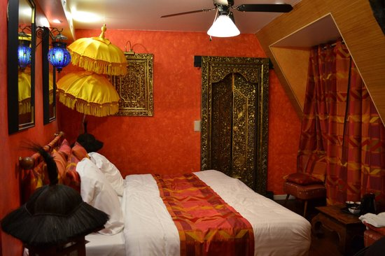 Brussels Welcome Hotel: Bali