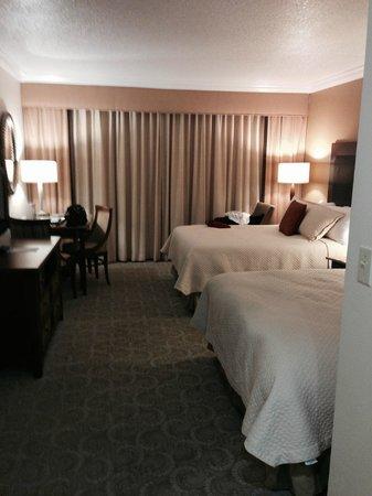 Omni Amelia Island Plantation Resort: double queen room