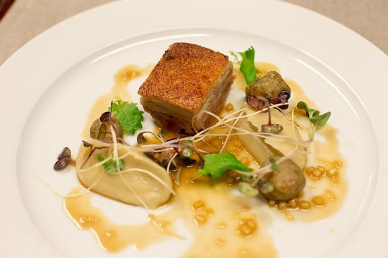 Somm Restaurant & Winebar: Mat