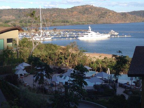 Andaz Peninsula Papagayo Resort : Pool and Marina