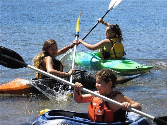 Cuadrante Sur Kayak Bariloche: 100% diversión