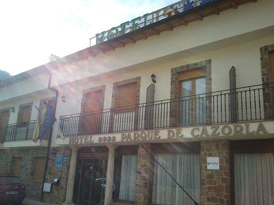 Hotel HO Ciudad de Jaen: Hotel