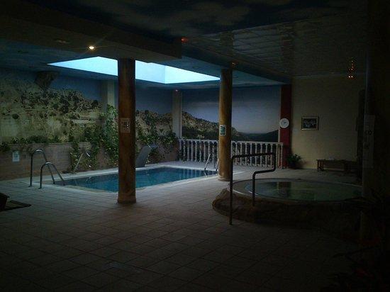 Hotel HO Ciudad de Jaen: Zona de spa