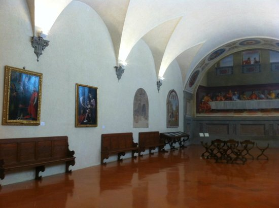 ‪Museum of the Cenacolo of Andrea del Sarto‬